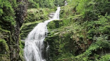Kamienczyk Waterfall, Poland