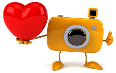 Fun camera
