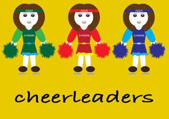cheerleader set