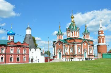 Коломна, Брусенский монастырь