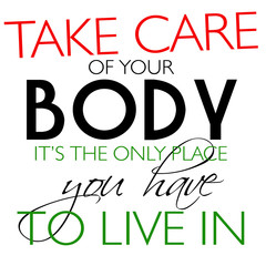 Take Care Of Health