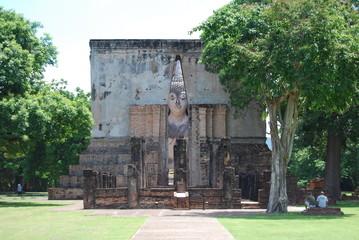 Wat Si Chum (Sukhothai Histrical Park)