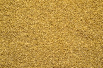 soft texture felt fabric of yellow color