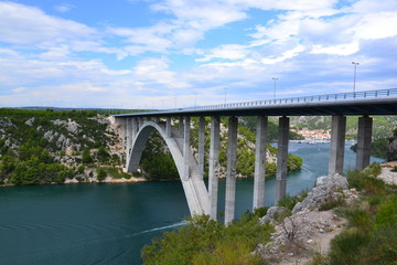 Travelling in Croatia