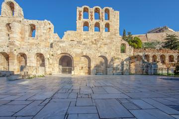Odeon des Herodes Atticus  Athen