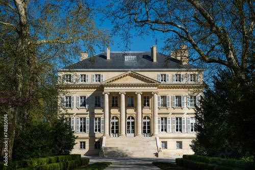 Papiers peints Chateau Chateau Margaux-Bordeaux Vineyard
