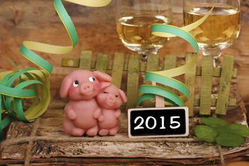 glücksschwein - 2015 III