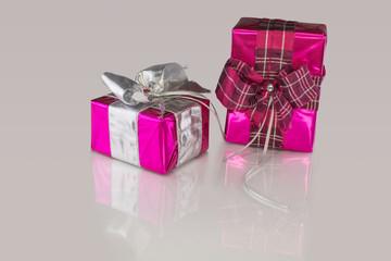 Geschenke pink