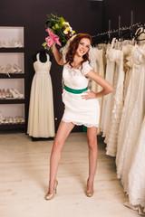 Funy bride