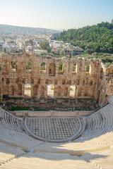 Athen  Akropolis  Amphitheater
