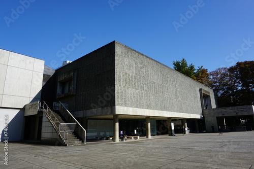 Fotobehang Tokyo 国立西洋美術館