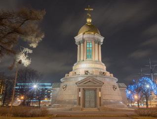 Trinity Chapel (in honor of the 300th anniversary of St. Petersb