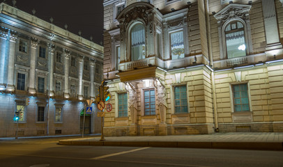Mansion JF Gromov (Kantemirovsky Palace)