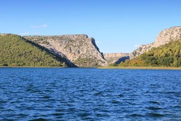 Nature in Croatia - Krka river