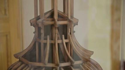 model truss