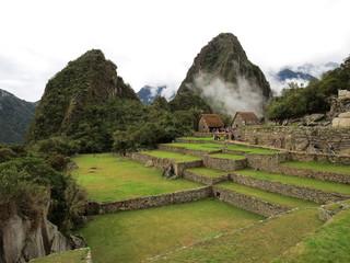 Terrasses, Macchu Picchu