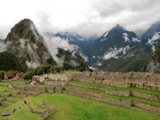 Vestiges de Macchu Picchu, Pérou