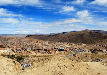 Potosi, Bolivie, Amérique du Sud