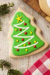 Homemade Christmas Sugar Cookies