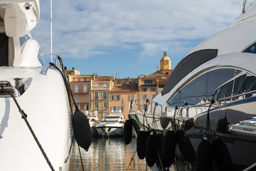 Jachts - Port of St. Tropez
