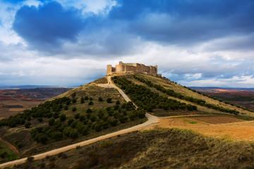Castle of Jadraque.  Spain