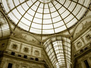 Galleria Vittorio Emanuele, Milano, Italy