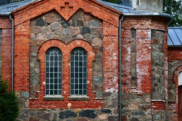 Old-believers church in Latgale, Latvia