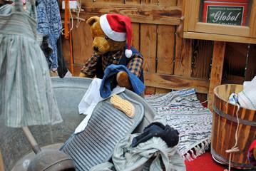 Waschtag bei den Teddybären