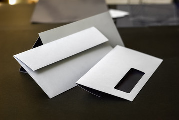 Envelopes with window