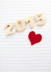 saint valentin coeur de 2015