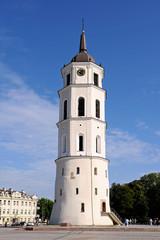 Glockenturm Sankt Stanislaus, Vilnius, Litauen