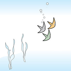 Fishes (Aqua Flight)