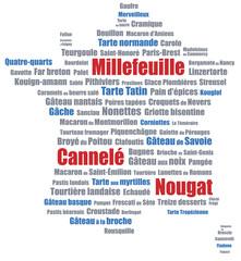 Spécialités sucrées Françaises-1