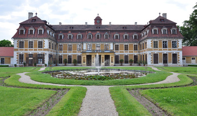 old castle Rajec Jestrebi, Czech Republic, Europe