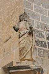Malta, the picturesque city of Mdina