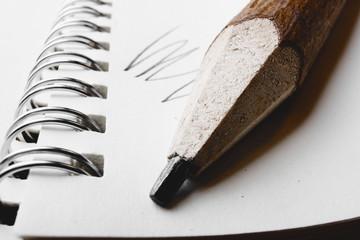 Кончик карандажа