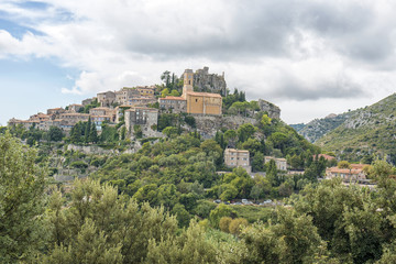 Ancient Village of Eze in Provence