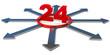 24 Pfeil