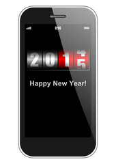 2015 new years vector illustration