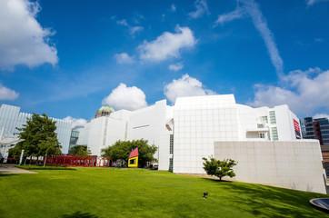 High Museum in midtown Atlanta