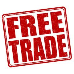 Free trade stamp