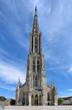 Leinwanddruck Bild - Ulm Minster, Germany