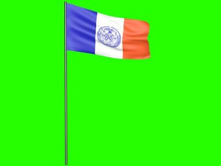 Drapeau New-York