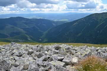 low tatras mountain