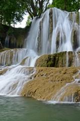 waterfall Lucky in Slovakia