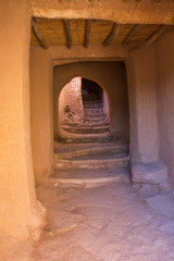 Mystical Ait Benhaddou Street