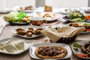 Traditional Turrkish Cuisine