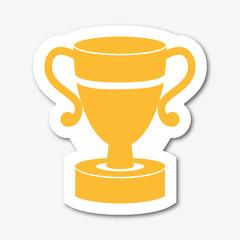 Logo trophée.