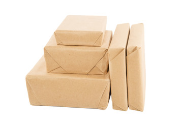 Parcels isolated
