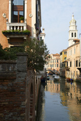 Venetian Architecture Venice Italy Canal